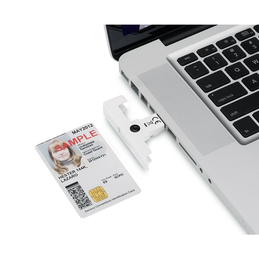 Scr3500 A Smartfold Usb Smart Card Reader