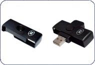 ACR38U-N1 PocketMate USB Smart Card Reader