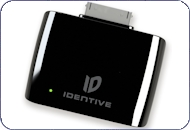 Identive iAuthenticate iOS Smart Card Reader